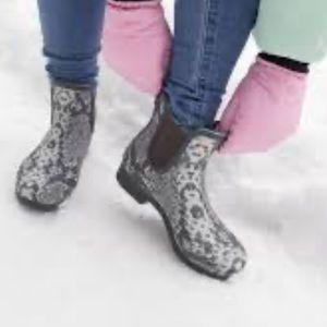 New Chooka Snake Eastlake Chelsea Rain Boots